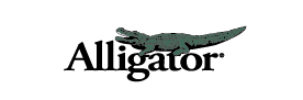 Logotipo de Alligator
